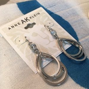 NWT Anne Klein Earrings